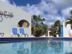 The Lizard Inn Bed and Breakfast Hotel Bonaire